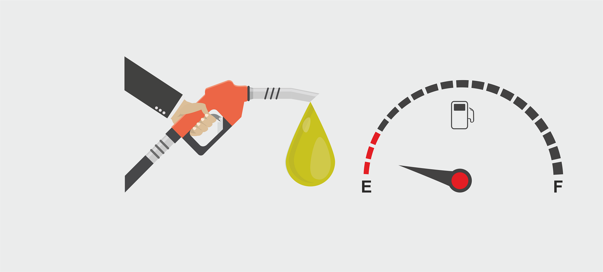 pomiar zużycia paliwa w samochodzie